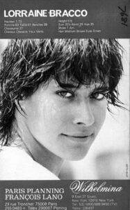 La fiche de mannequin de Lorraine Bracco  de Rizzoli and Isles