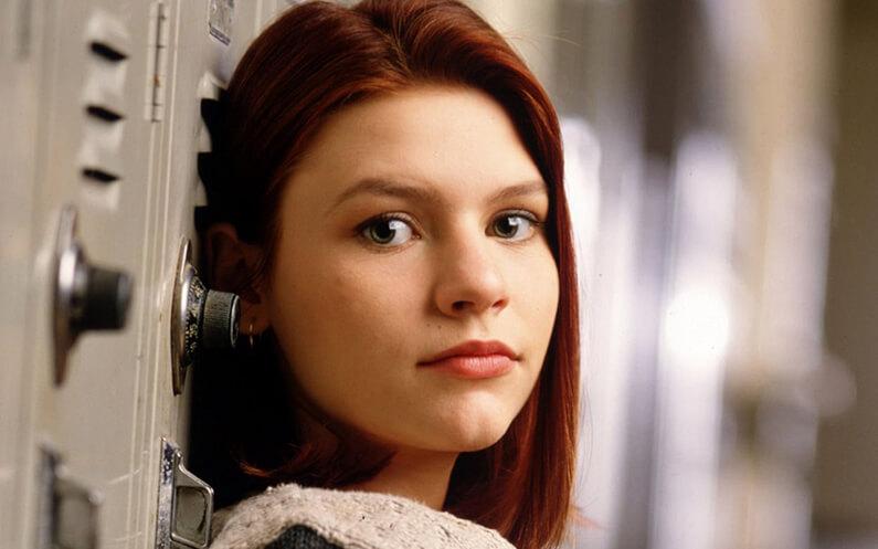 Claire Danes dans Angela, 15 ans