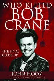 Couverture d'un livre sur la mort de Bob Crane, acteur dans Papa Schultz