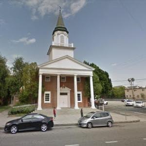 L'église qui apparaît dans la série Young Sheldon