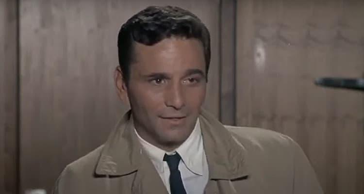 Peter Falk dans le rôle de Columbo dans le téléfilm de 1971