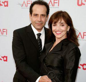 Tony Shaloub et sa femme depuis 1992 Brooke Adams