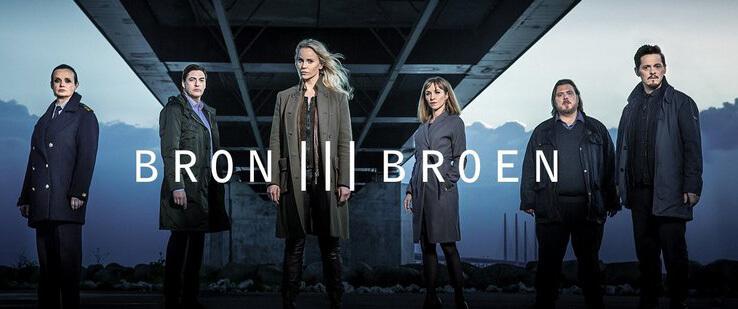 Affiche de la saison 3 de The bridge : Bron/Broen