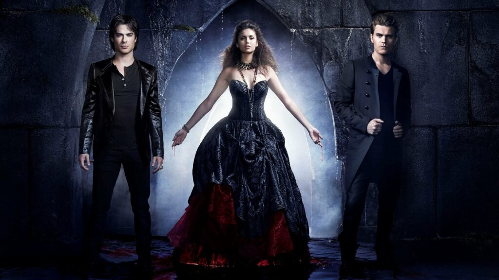 Vampires Diairies
